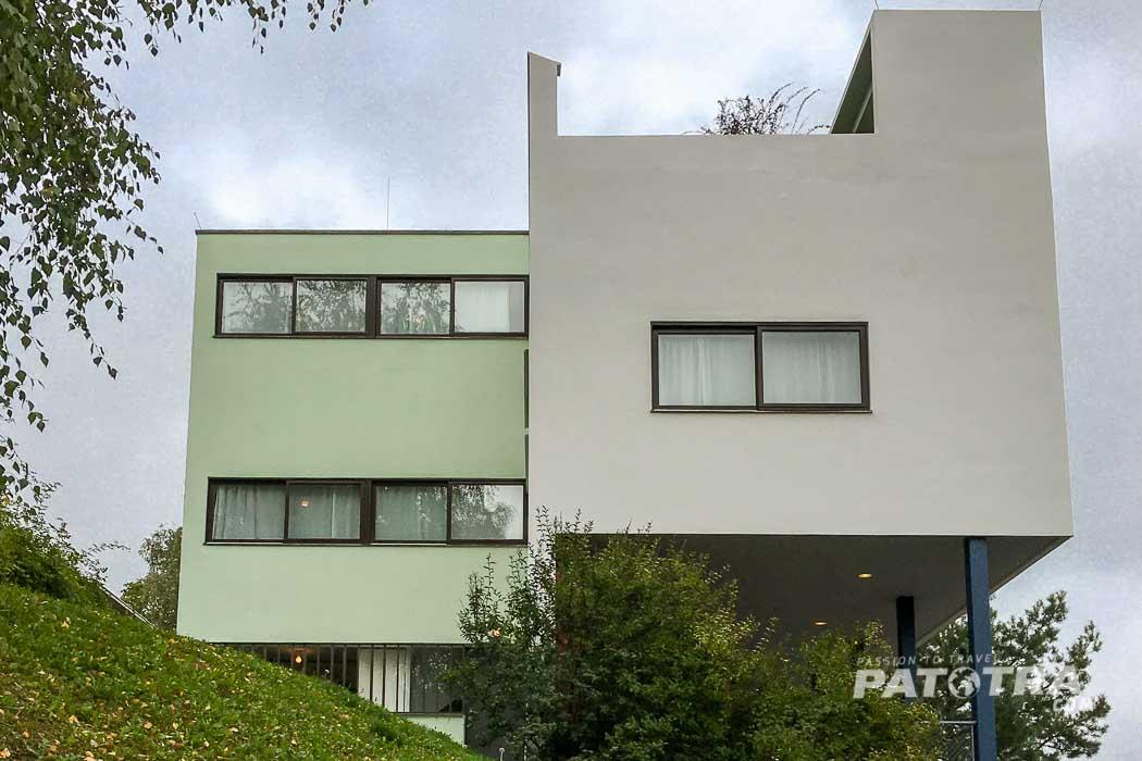 Le Corbusier Haus in der Weissenhofsiedlung