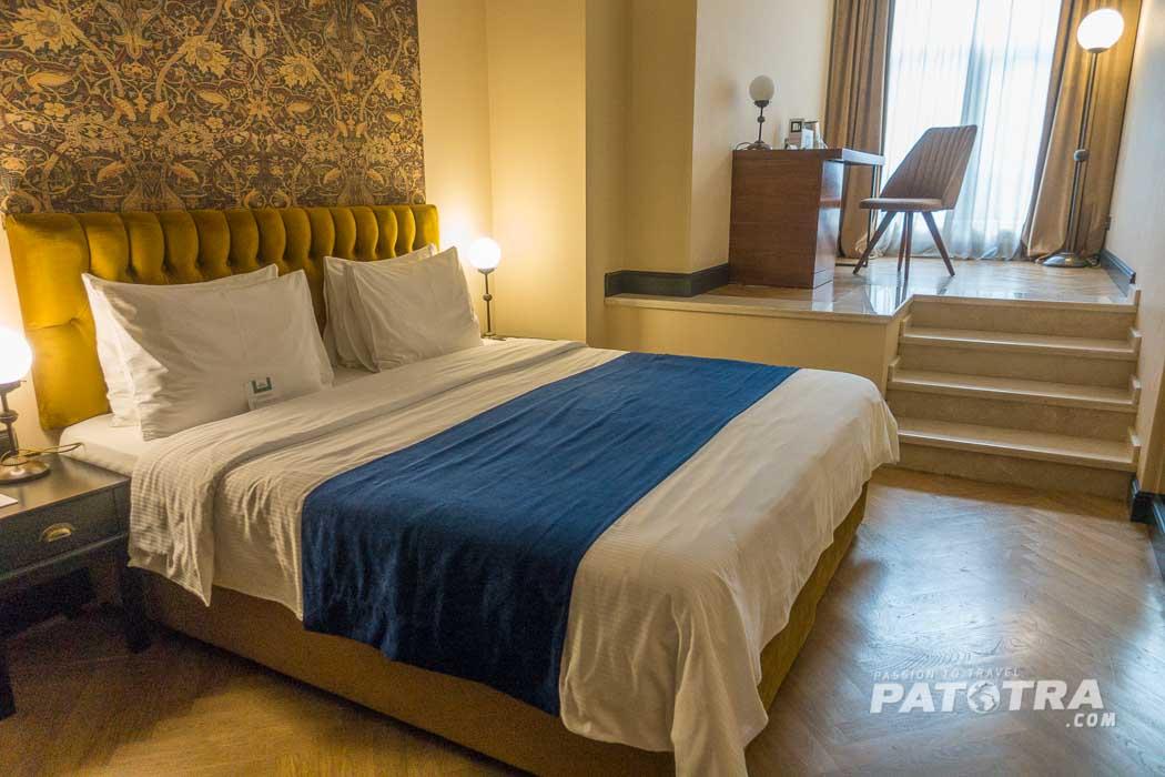 Zimmer im Hotel Museum Orbeliani in Tiflis