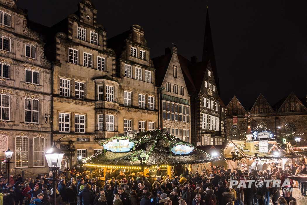 Bremen im Lichterglanz