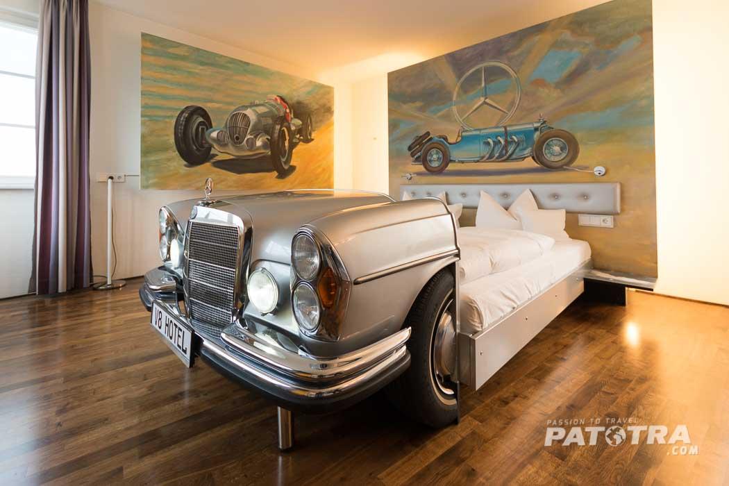 V8 Hotel Suite