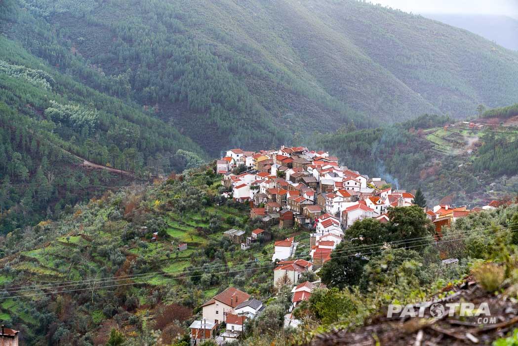 Das Dorf Cabeca