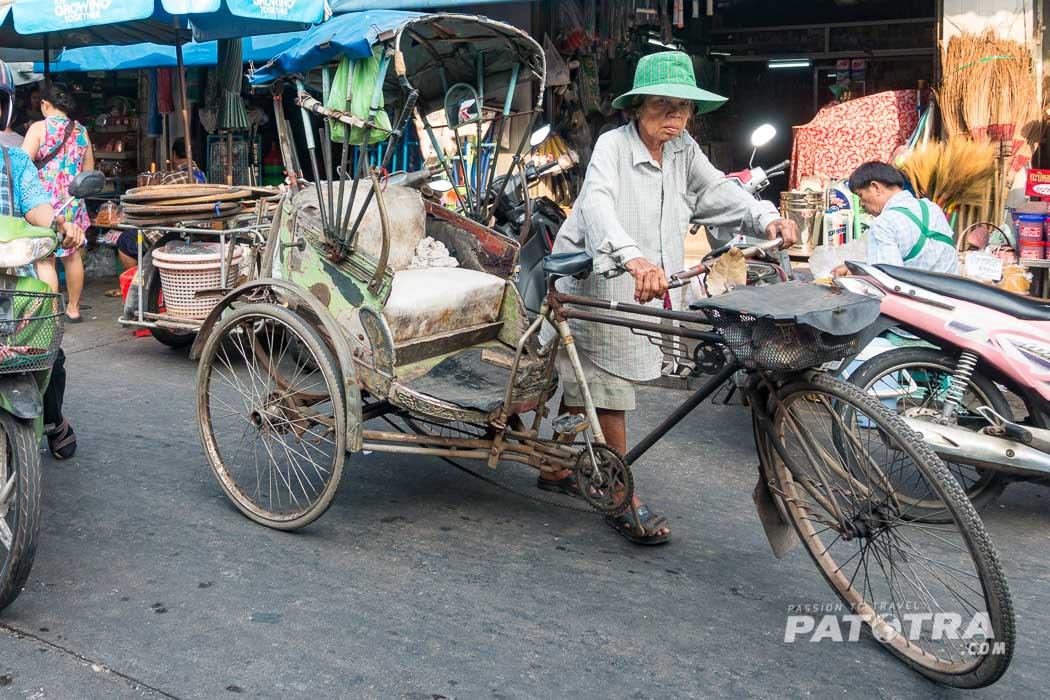 Impressionen vom Markt Maha Chai