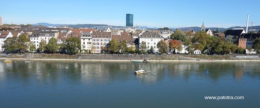 Rheinfähre Basel
