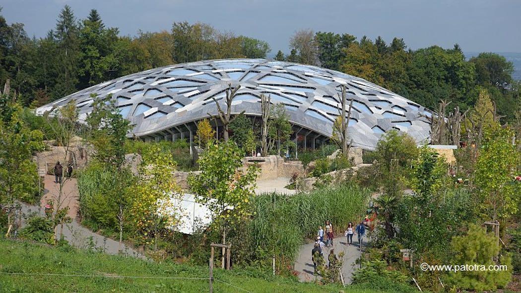 Elefantenpark Zoo Zürich