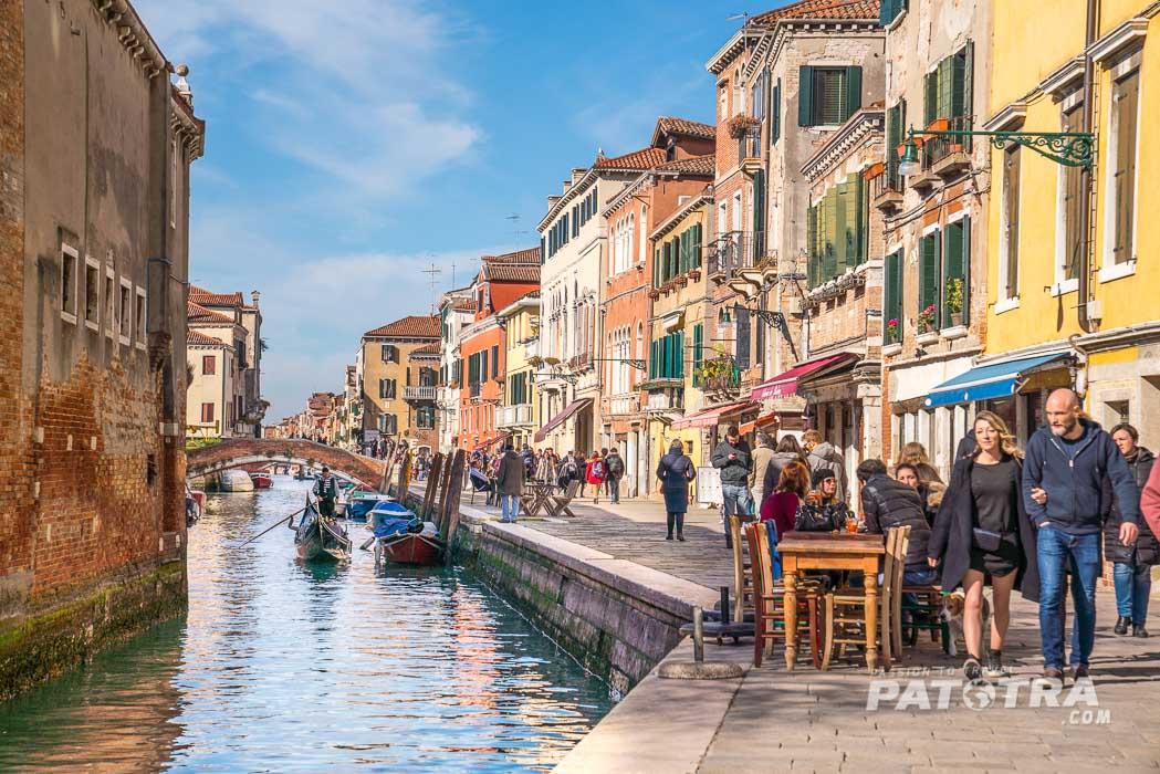 Venedig der Venezianer