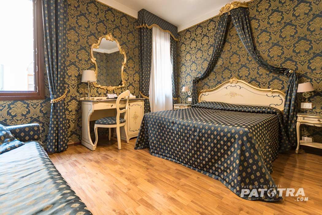 Hotelzimmer Venedig