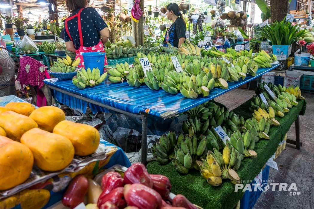 Markthalle Wat Don Wai