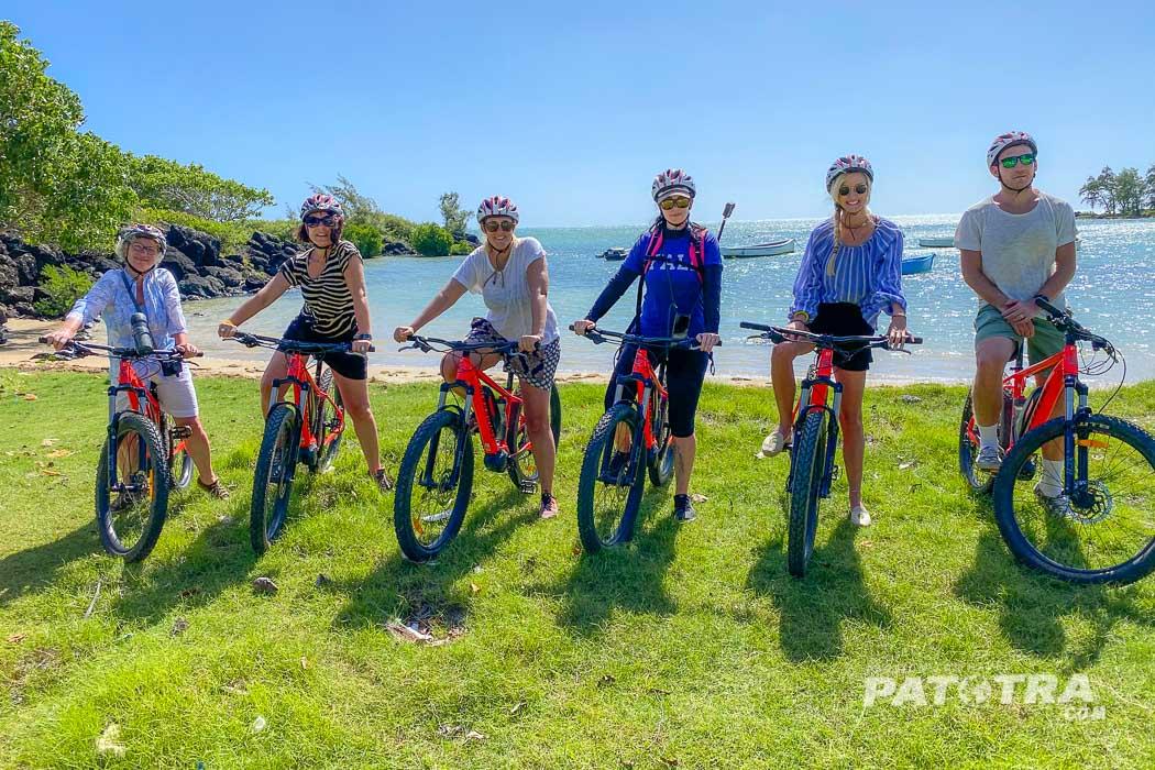 Mauritius mit dem E-Bike