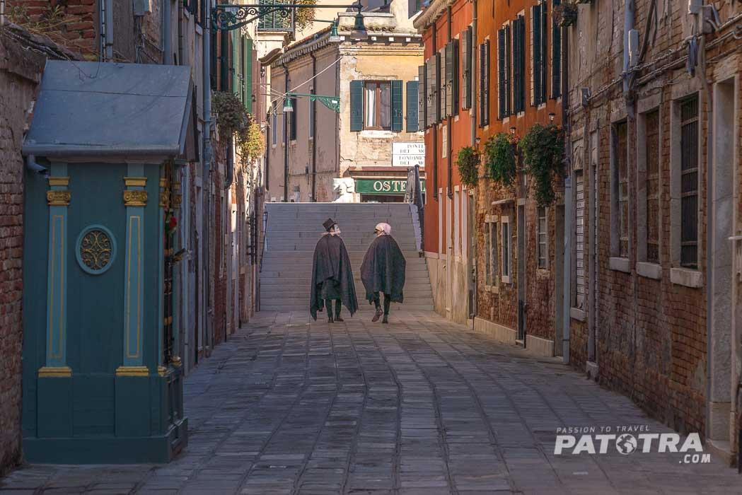Impressionen von Venedig zu Karneval