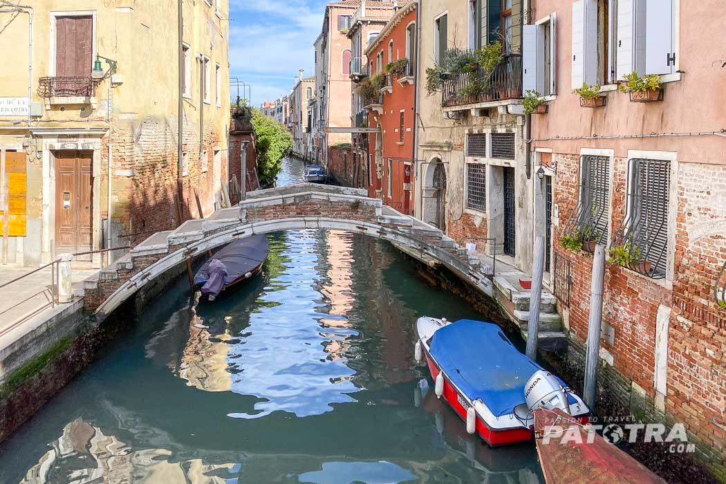 Venedig jenseits der Massen