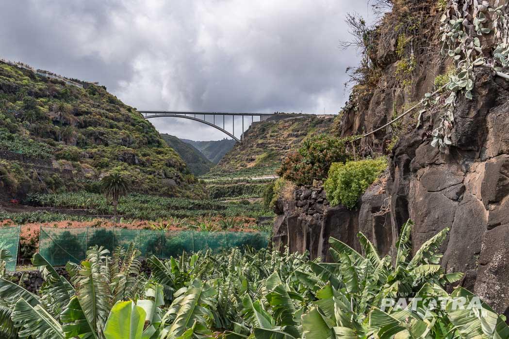 Die Brücke Quente de los Tilos