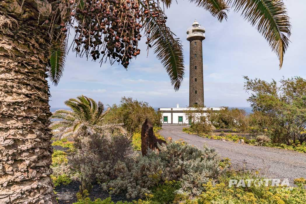 Der Leuchtturm Faro Cumplida