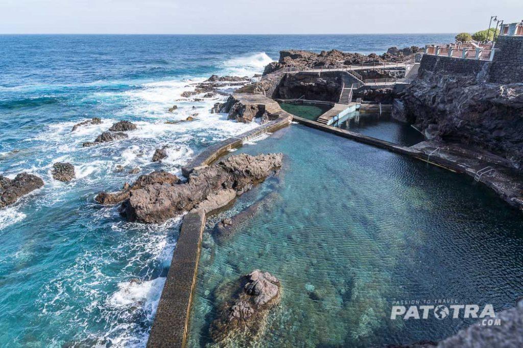 Meerwasserpool La Fajana