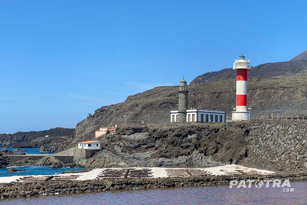 Beim Leuchtturm von Fuencaliente