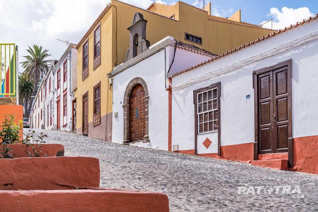 San Andrés ist ein hübscher kleiner Ort