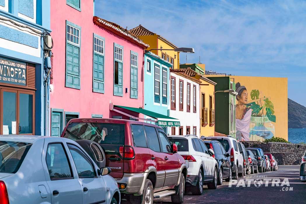 Stadtimpressionen Santa Cruz de La Palma