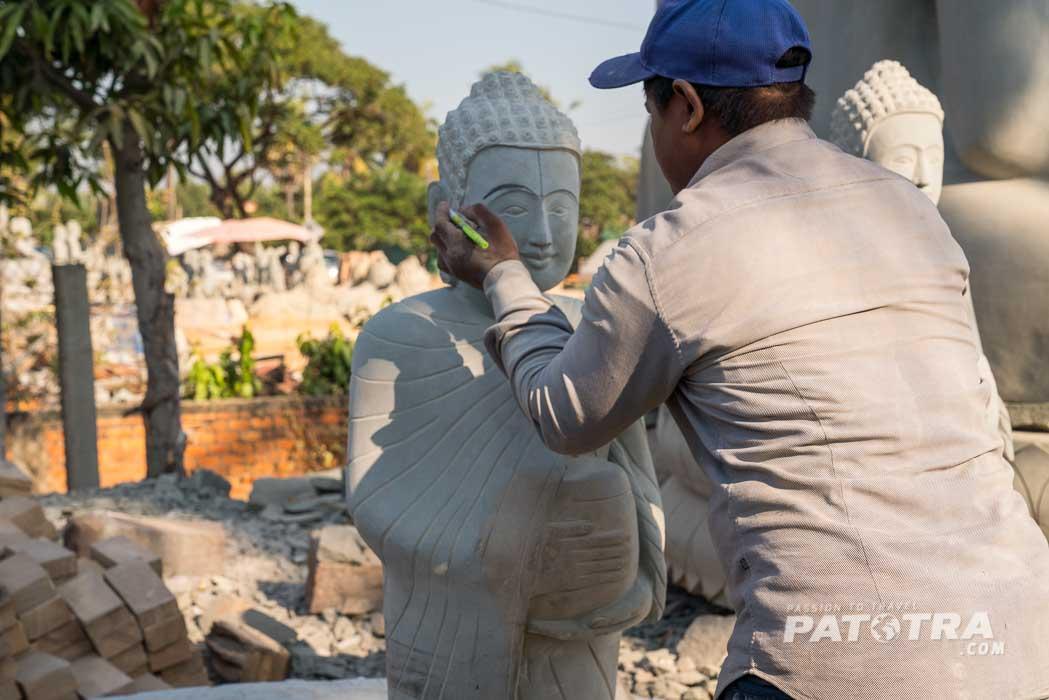 Steinmetz Kambodscha