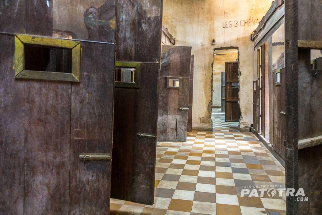 Im Gefängnis Tuol Sleng