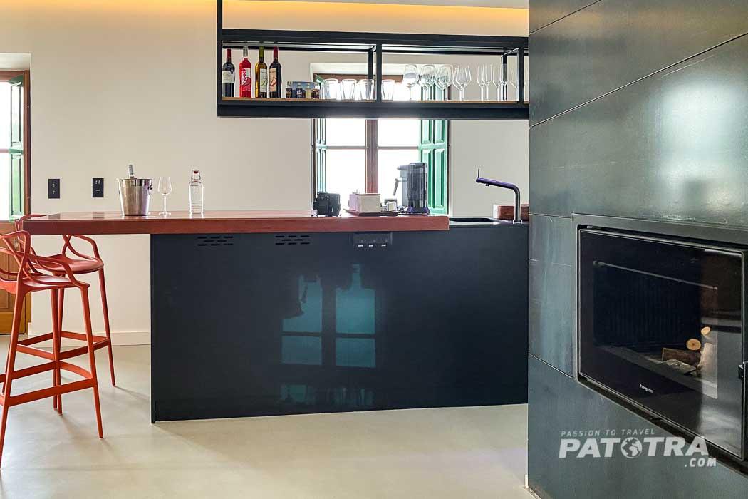 Küche Farero Suite