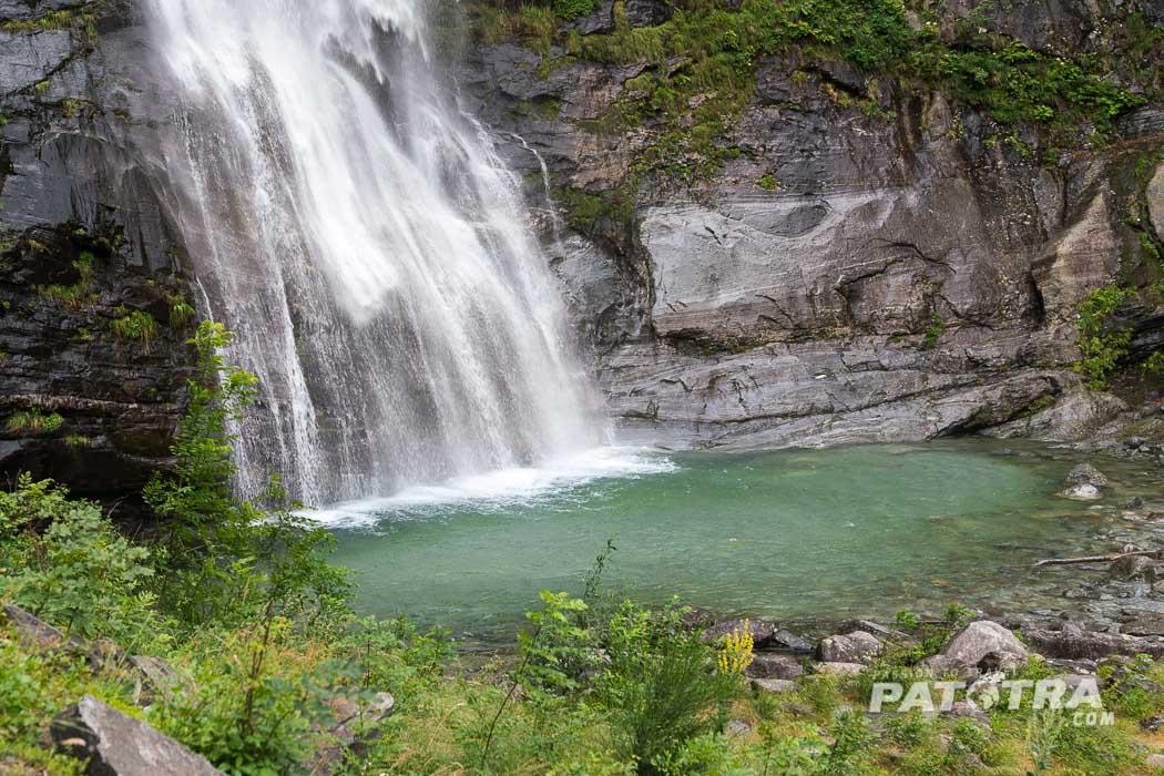 Cascata Grande Bignasco