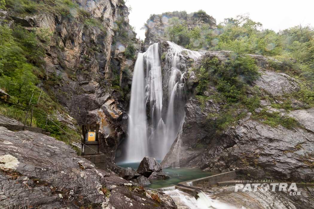 Baden Cascata del Salto