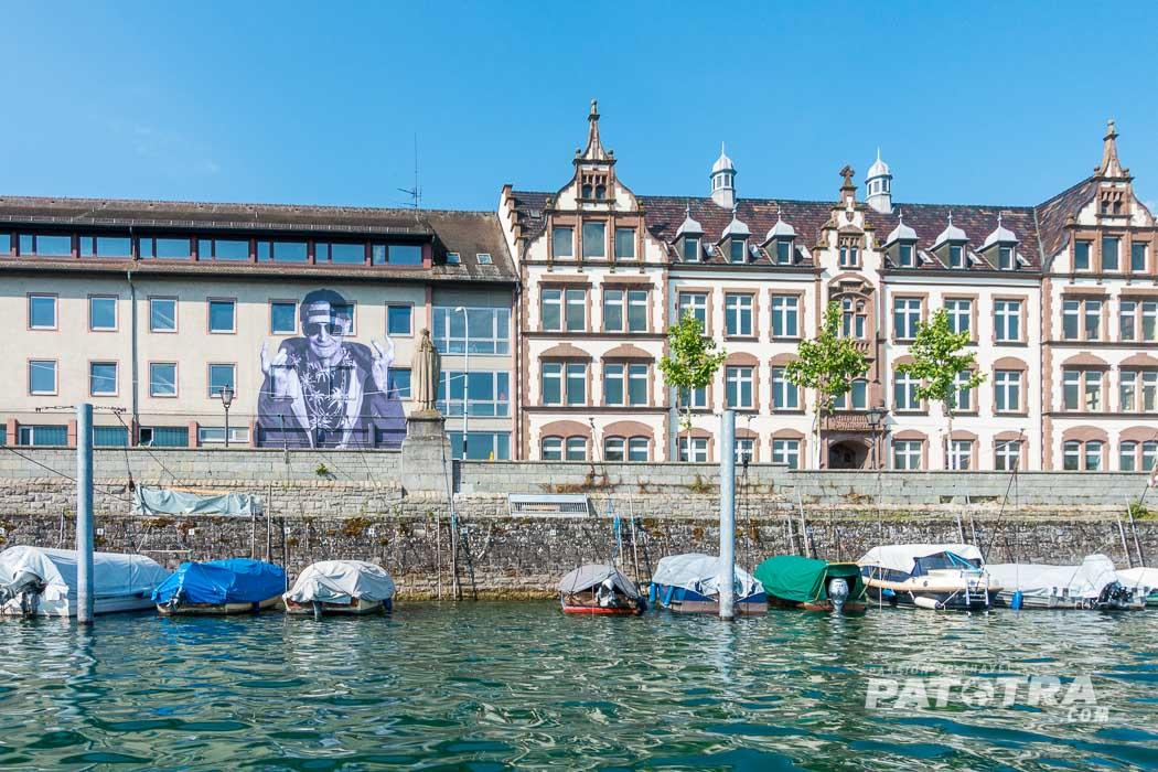 Streetart in Konstanz