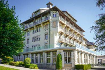 Grand Hotel Les Rasses