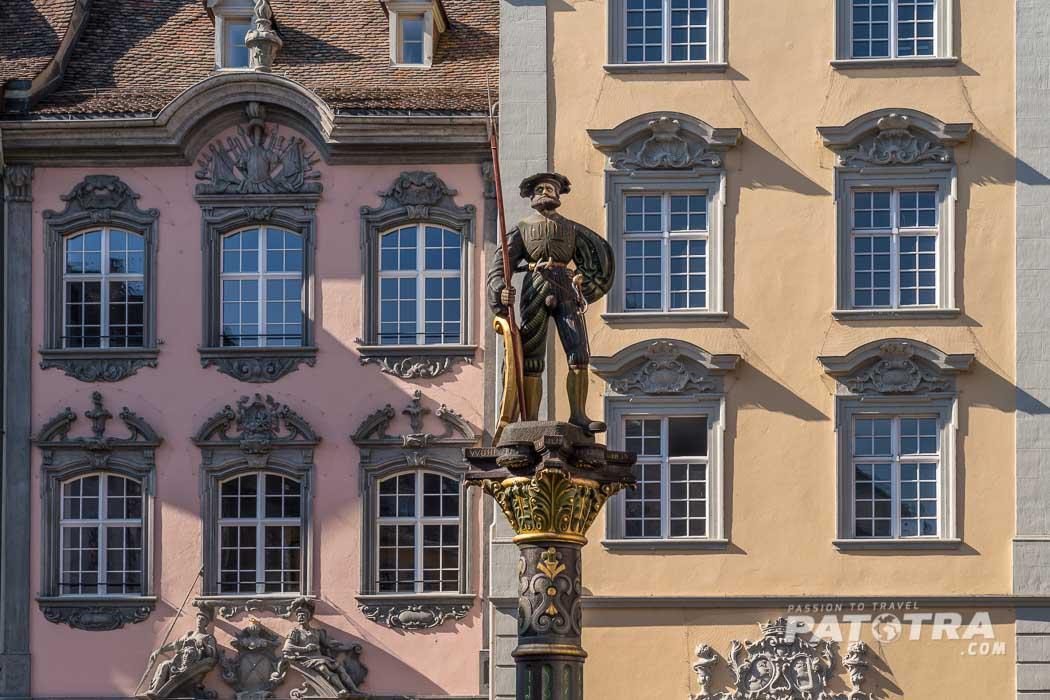 Stadtimpression Schaffhausen
