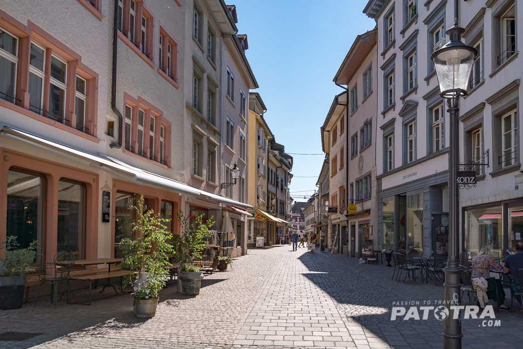Unterstadt Schaffhausen