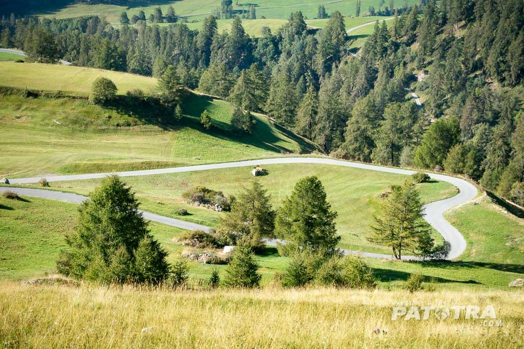 Herzstrasse Graubünden