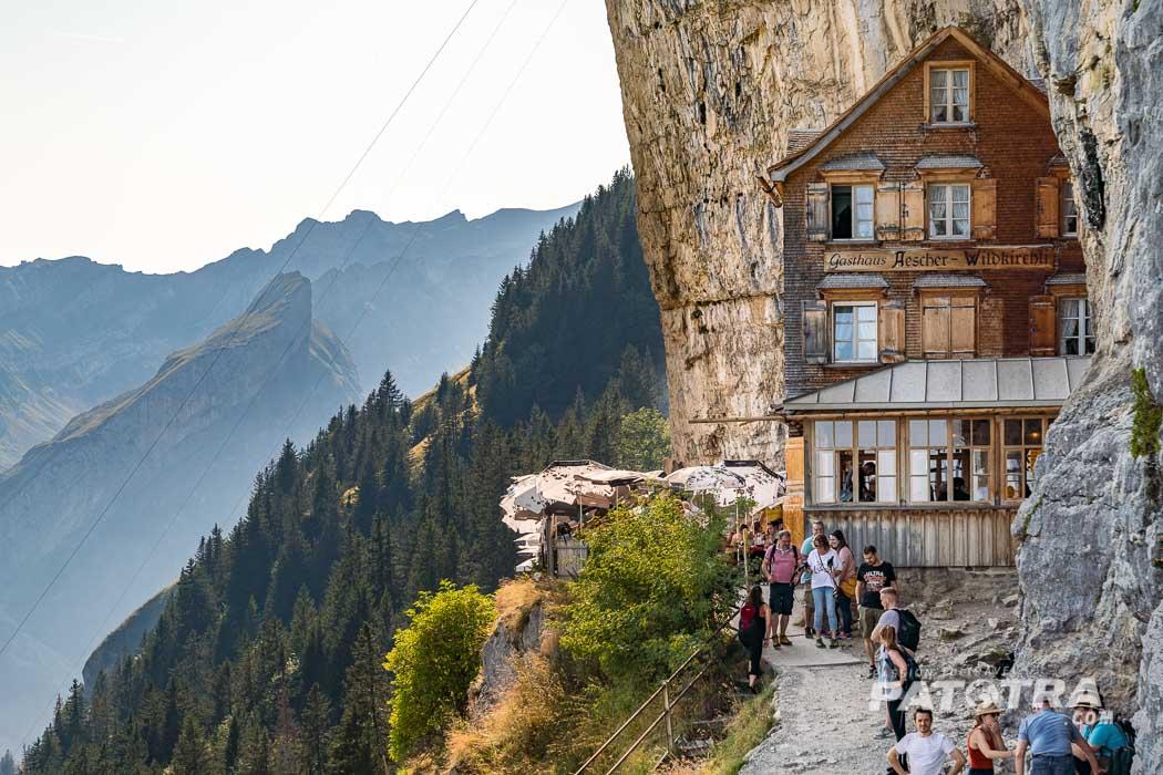 Schöne Wanderung im Alpstein