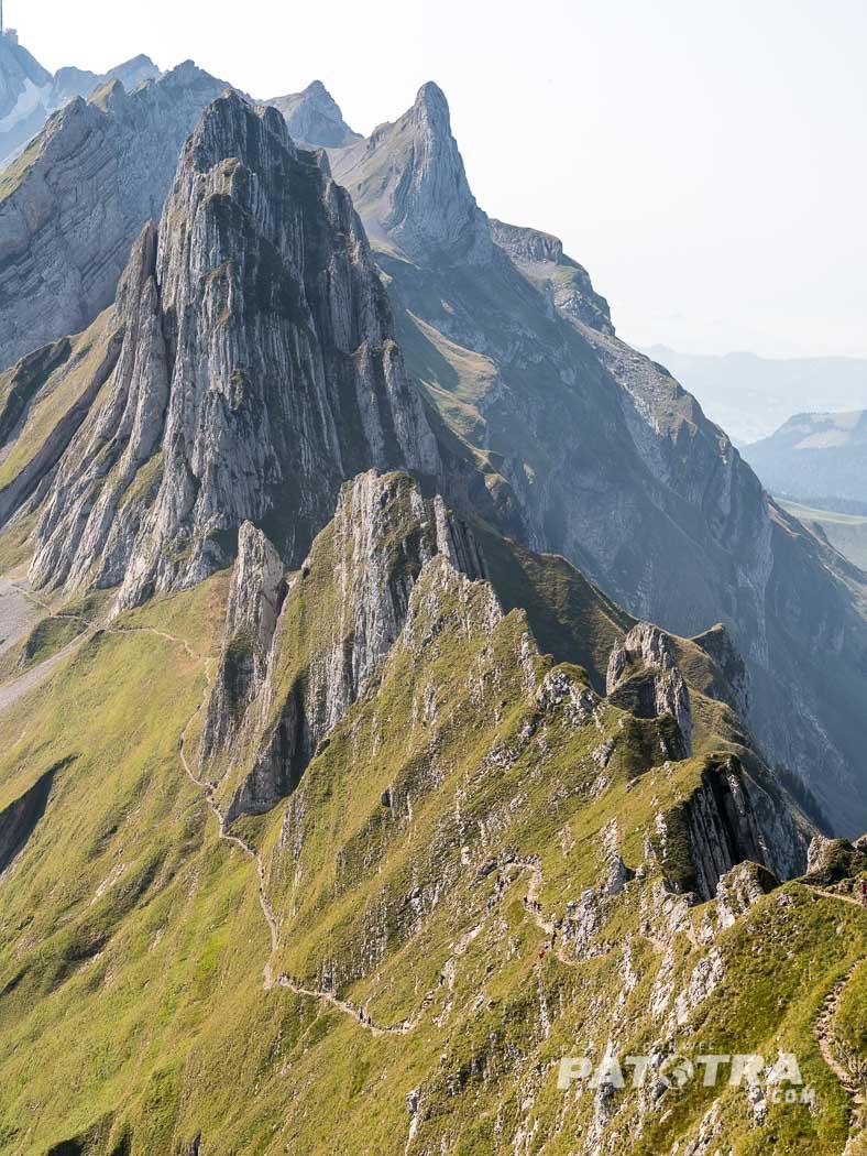 Wandern im Alpstein