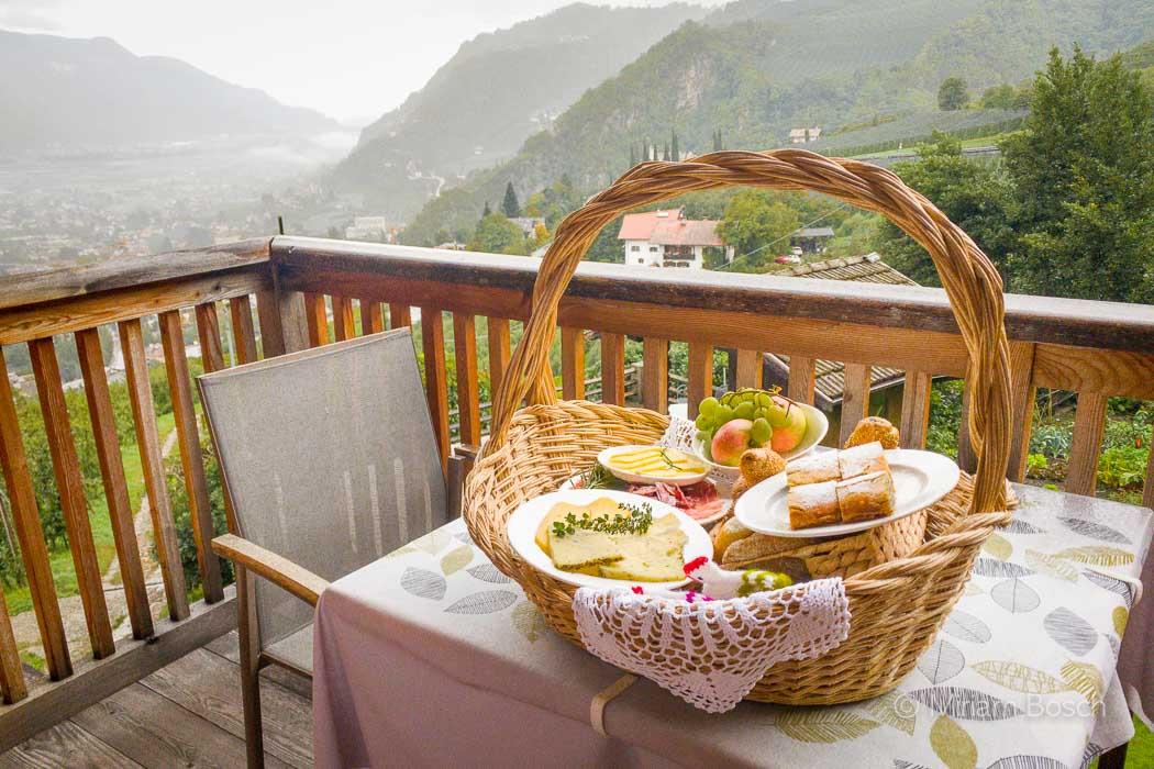 Südtirol Ferien auf dem Biobauernhof