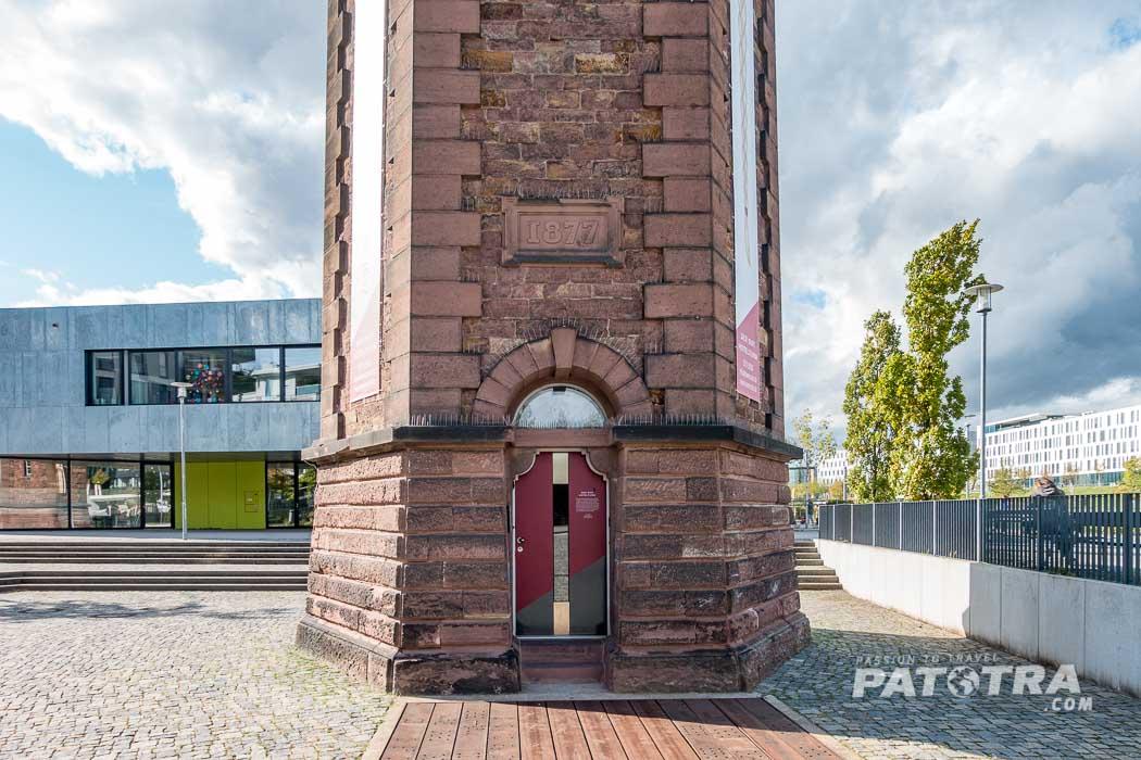 Wasserturm Hotel Karlsruhe