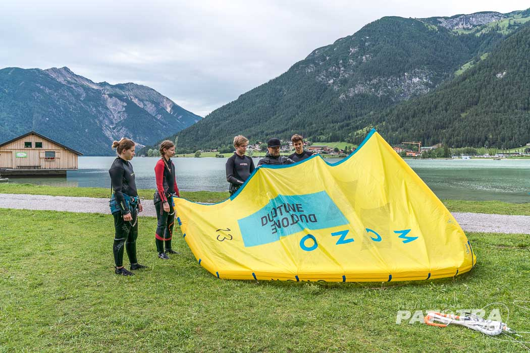 Kurs Kitesurfen am Achensee