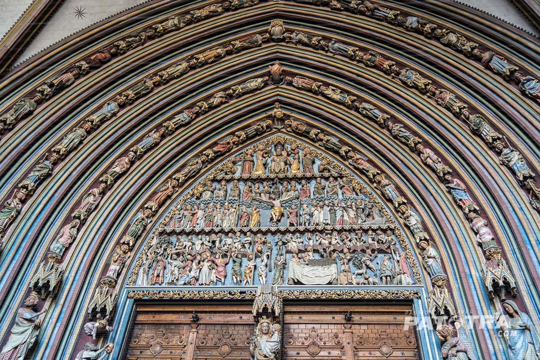Portalhalle Münster