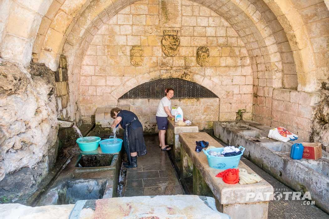 Waschtag auf Gozo