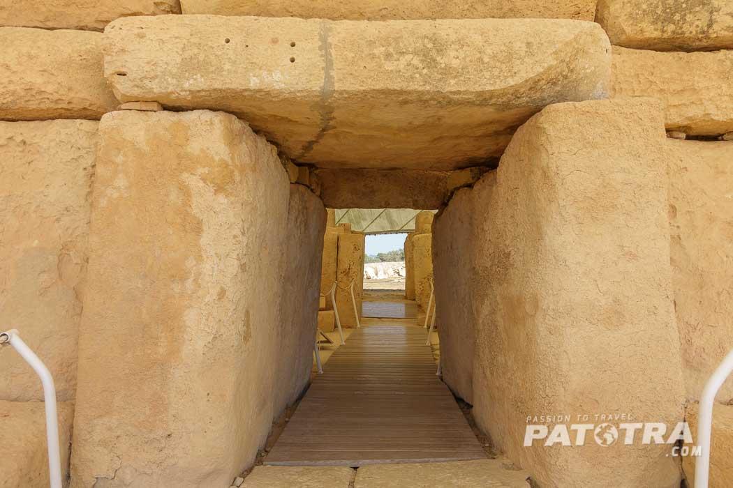 Tempelanlage Malta