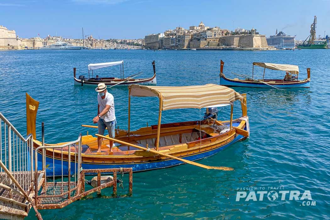 Malta-Boote