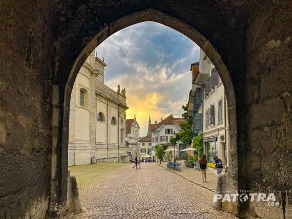 Baseltor-Solothurn