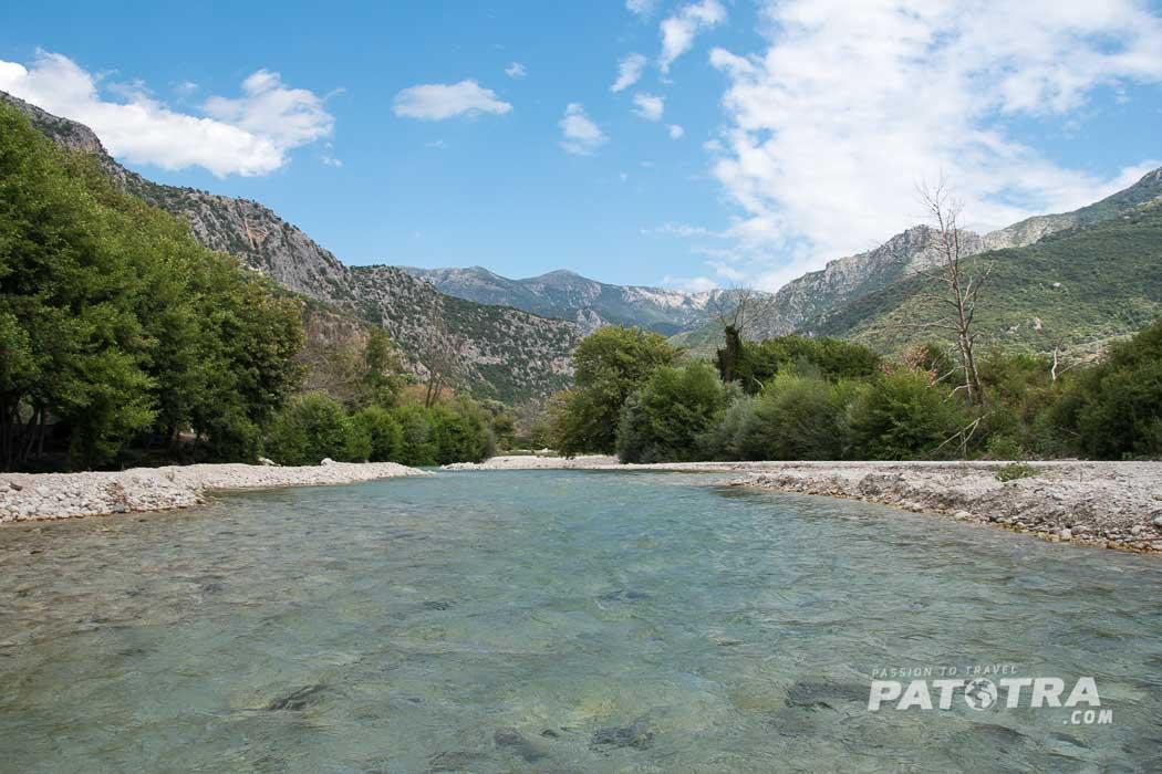 Acheron, Epirus