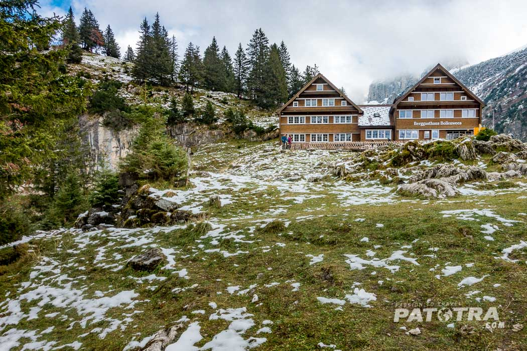 Berggasthaus Bollenwees